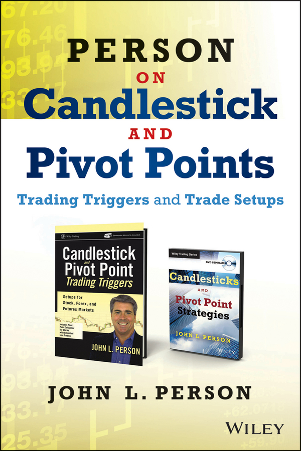 Person on Candlesticks and Pivot Points
