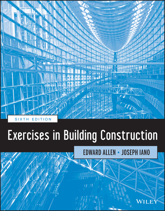Exercises in Building Construction
