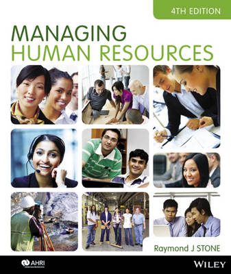 Managing Human Resources 4E + Istudy Version 1 Registration Card (with new copies only)