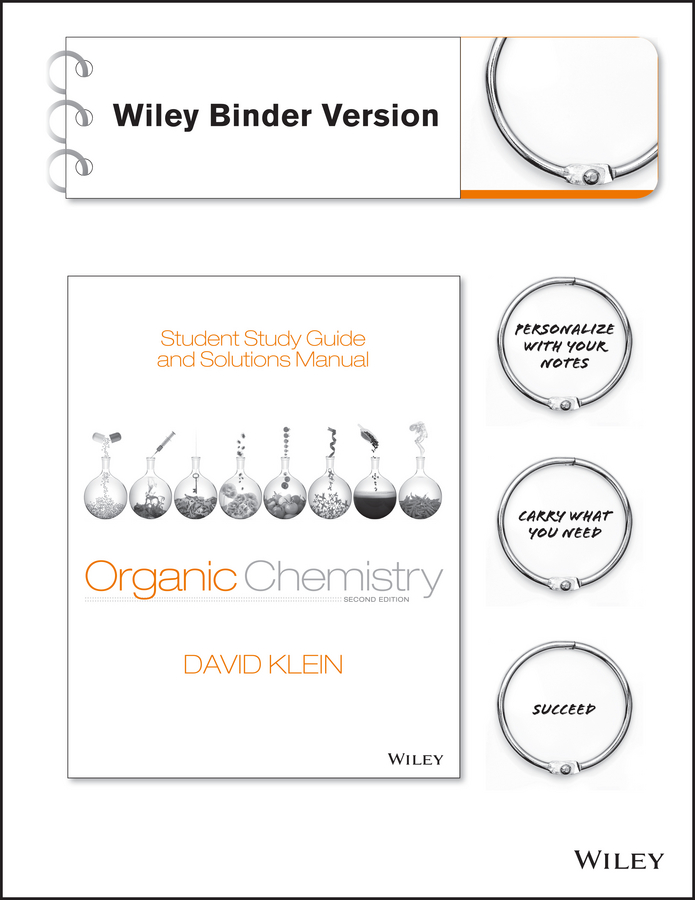 Student Study Guide and Solutions Manual to accompany Organic Chemistry, 2e