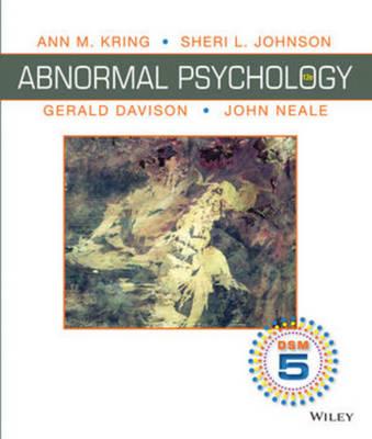 Abnormal Psychology 12E Dsm-5 Update Binder Ready Version+wileyplus