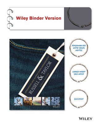 Operations & Supply Chain Management 8E Binder Ready Version