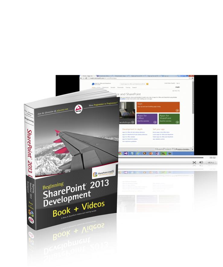 Beginning SharePoint 2013 Development and SharePoint-videos.com Bundle