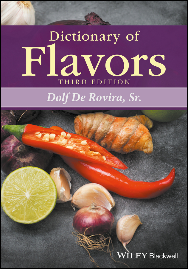 Dictionary of Flavors