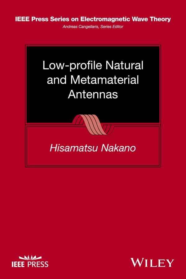 Low-profile Natural and Metamaterial Antennas
