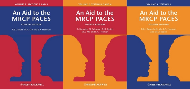 An Aid to the MRCP PACES, Volumes 1, 2 and 3