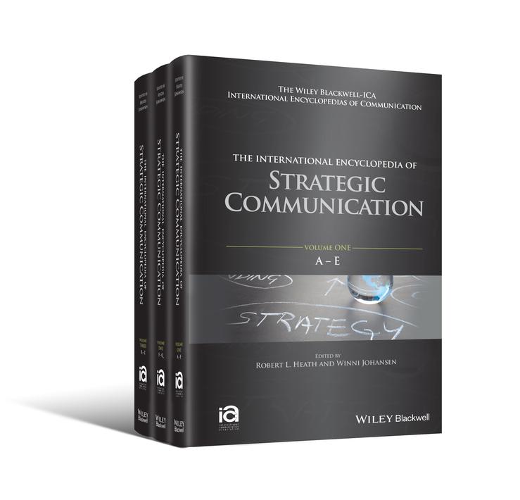 The International Encyclopedia of Strategic Communication