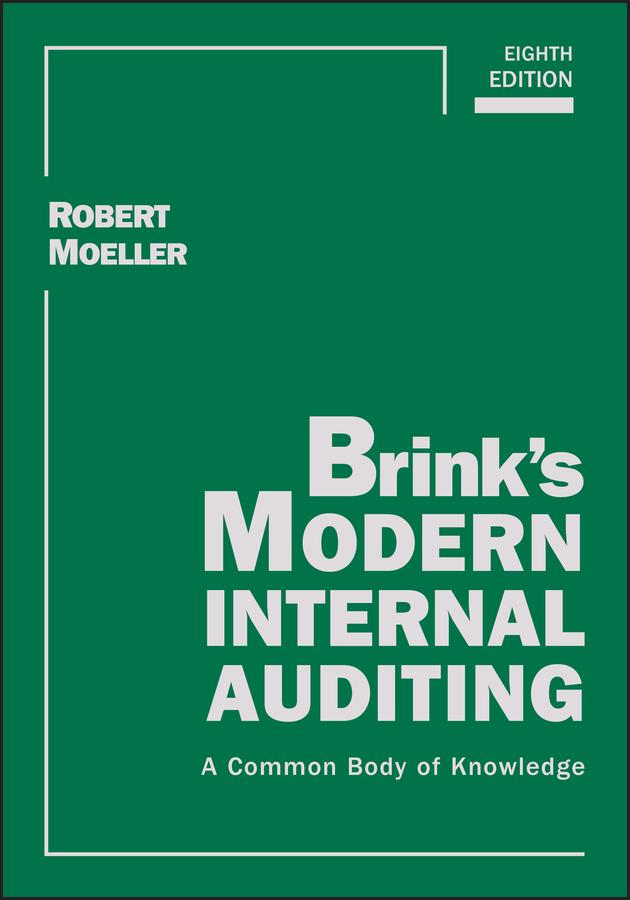 Brink's Modern Internal Auditing