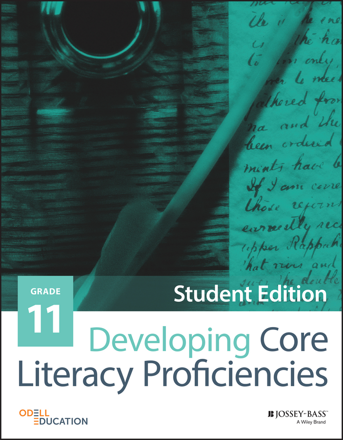 Developing Core Literacy Proficiencies, Grade 11
