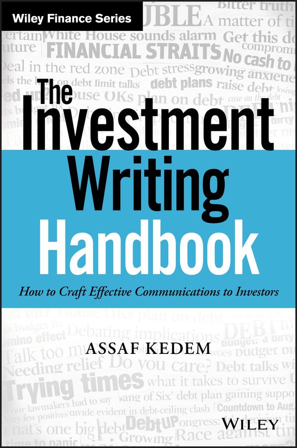 The Investment Writing Handbook