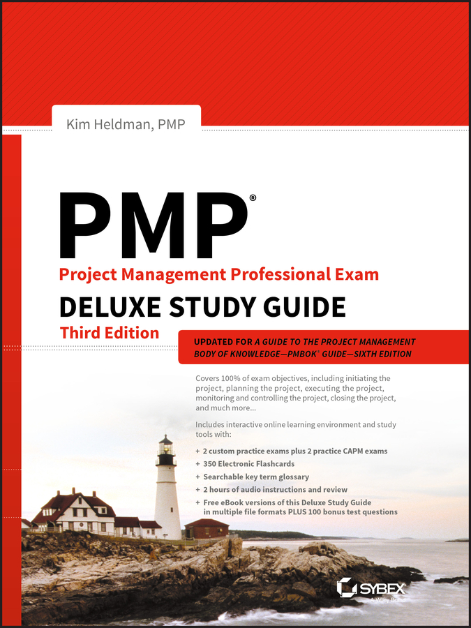 PMP: Project Management Professional Exam Deluxe Study Guide