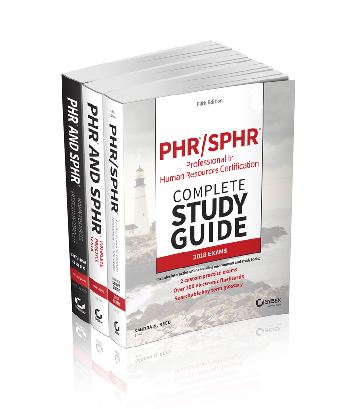 PHR and SPHR Professional in Human Resources Certification Kit