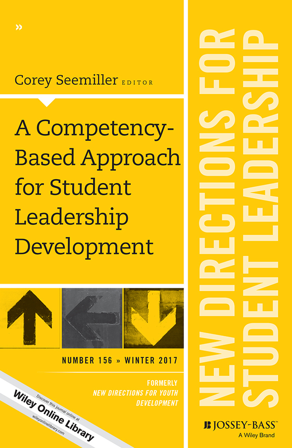 A Competency-Based Approach for Student Leadership Development