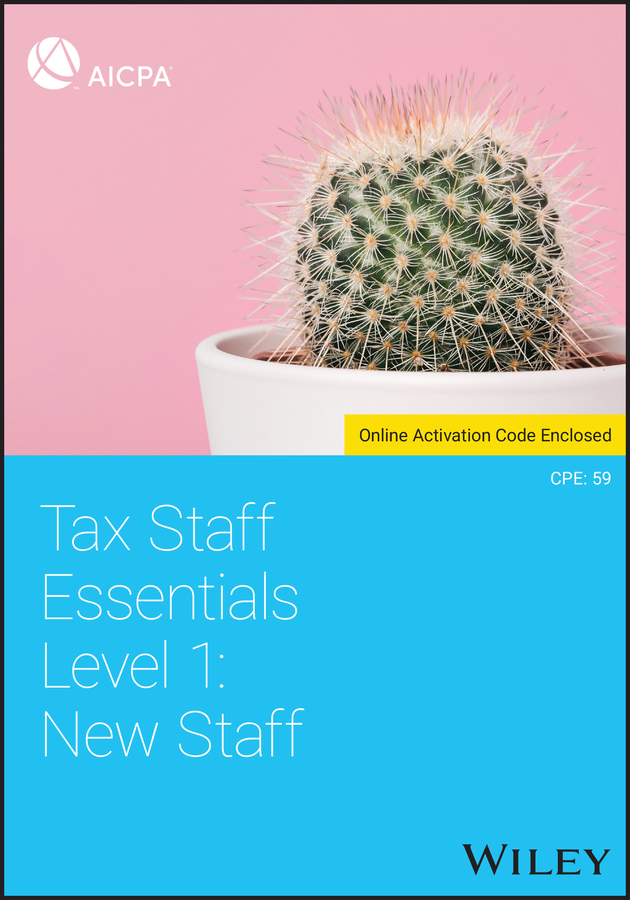 Tax Staff Essentials, Level 1