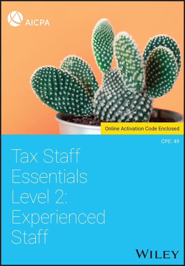 Tax Staff Essentials, Level 2