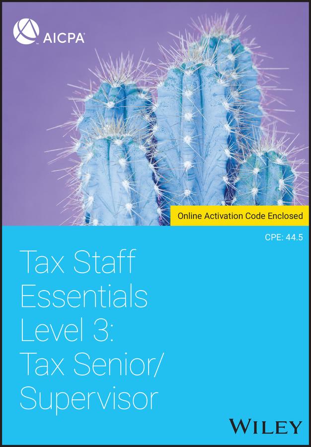 Tax Staff Essentials, Level 3