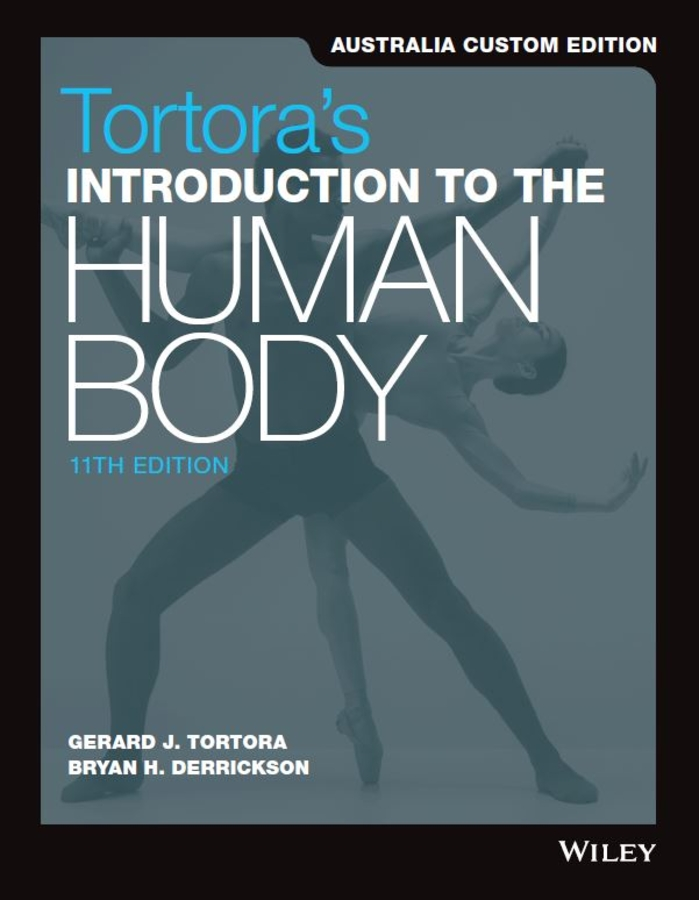 Introduction to the Human Body, 11th Australia & New Zealand Edition