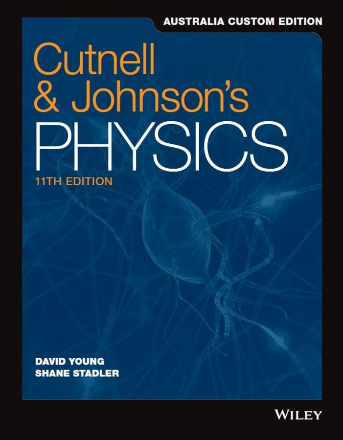 Physics, 11e Australia & New Zealand Edition