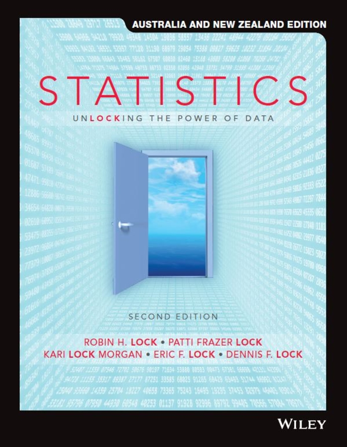 Statistics: Unlocking the Power of Data, 2nd Australia and New Zealand Edition