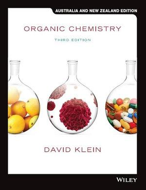 Organic Chemistry and WileyPLUS Pack, 3rd Australia & New Zealand Edition