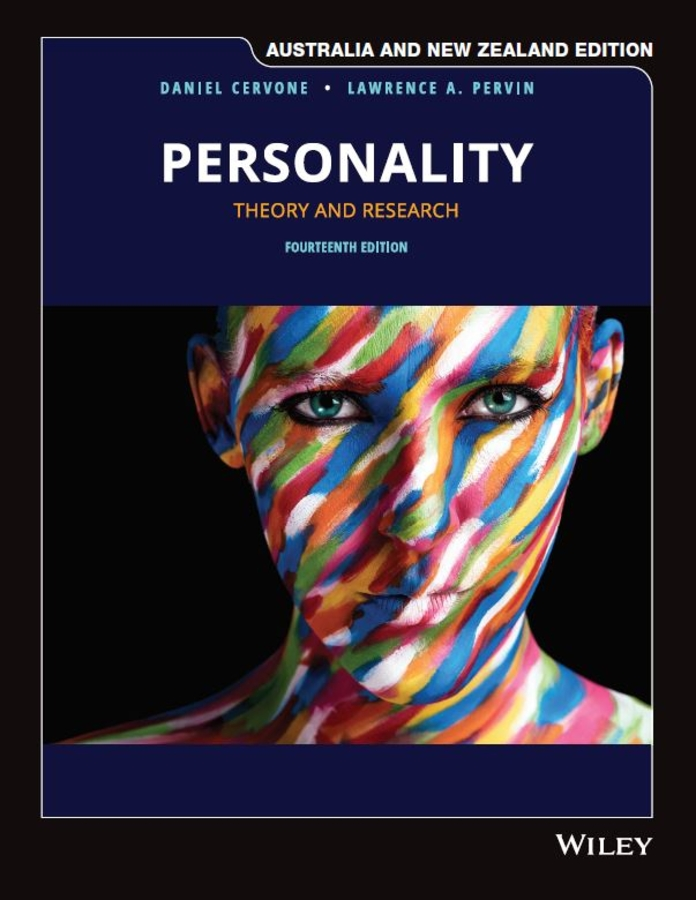 Personality: Theory and Research, 14th Australia and New Zealand Edition