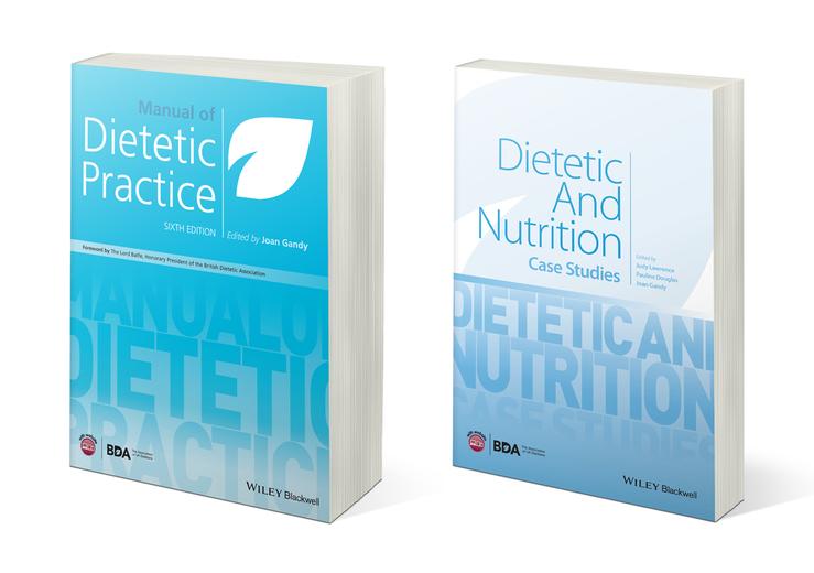 Manual of Dietetic Practice & Dietetic Case Studies Set