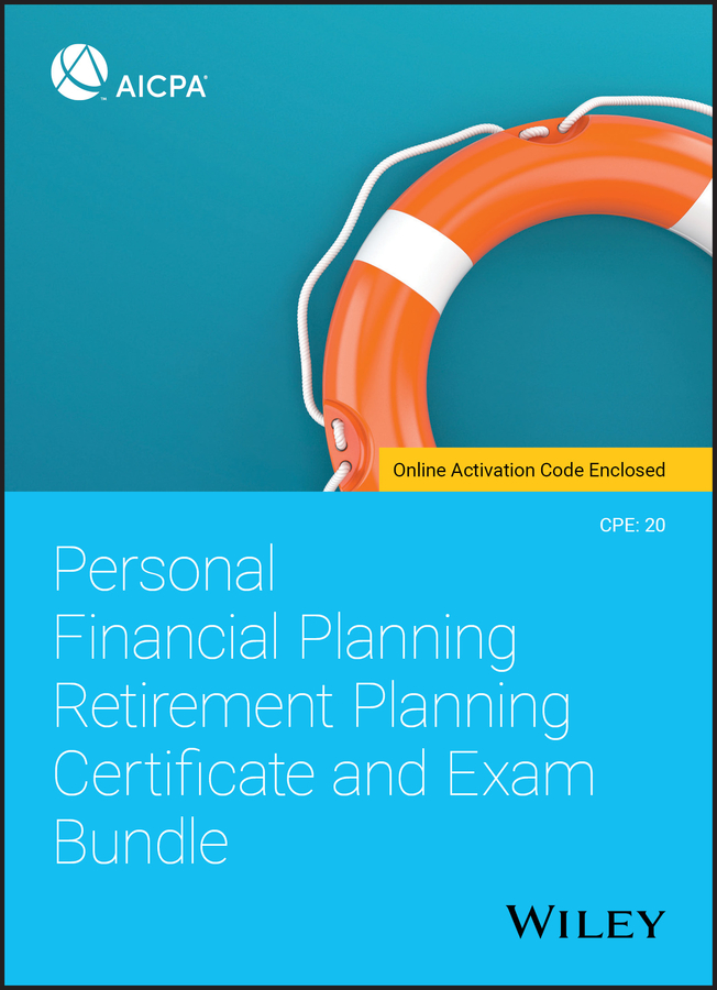 Personal Financial Planning Retirement Planning Certificate and Exam Bundle
