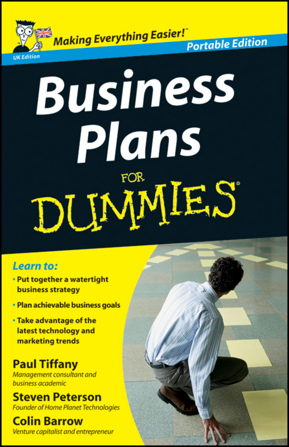 Business Plans For Dummies®, UK Edition