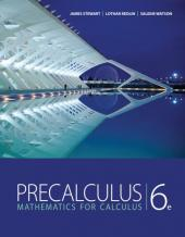 Bundle: Precalculus: Mathematics for Calculus, 6th + Mathematics CourseMate with eBook Printed Access Card