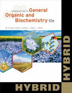 Introduction to General, Organic and Biochemistry, Hybrid (with OWL 24-Months Printed Access Card)