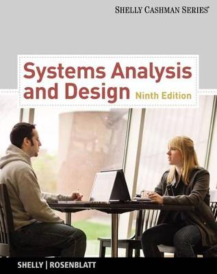 Systems Analysis and Design (with Systems Analysis and Design CourseMate with eBook Printed Access Card)