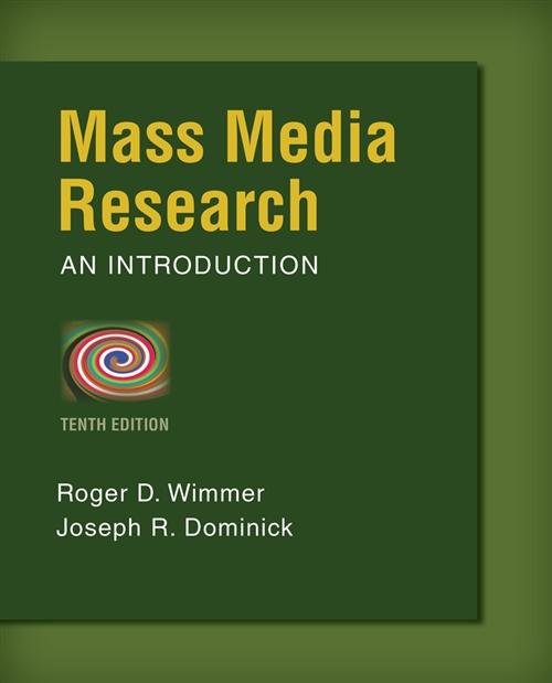 Mass Media Research