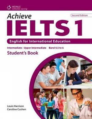 Achieve IELTS 1 Student Book - Intermediate to Upper Intermediate 2nd ed