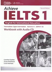 Achieve IELTS 1 Workbook & CD - Intermediate to Upper Intermediate 2nd ed