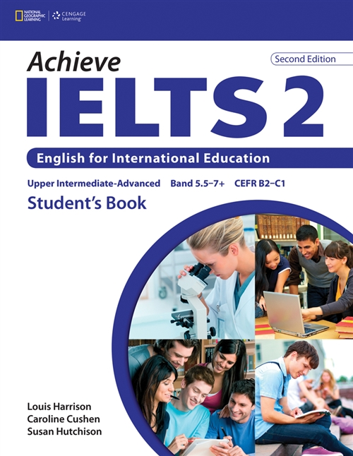 Achieve IELTS 2 Student Book - Upper Intermediate to Advanced 2nd ed