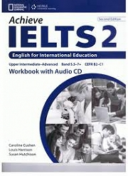 Achieve IELTS 2 Workbook & Audio CD - Upper Intermediate to Advanced 2nd ed