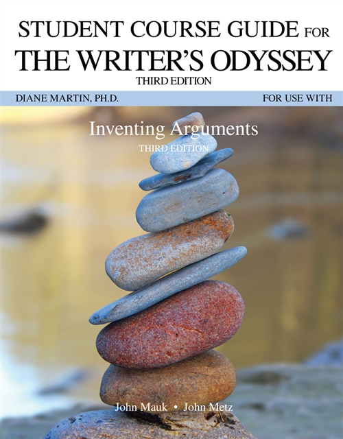 Student Course Guide for The Writer's Odyssey