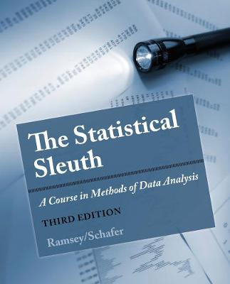 The Statistical Sleuth : A Course in Methods of Data Analysis