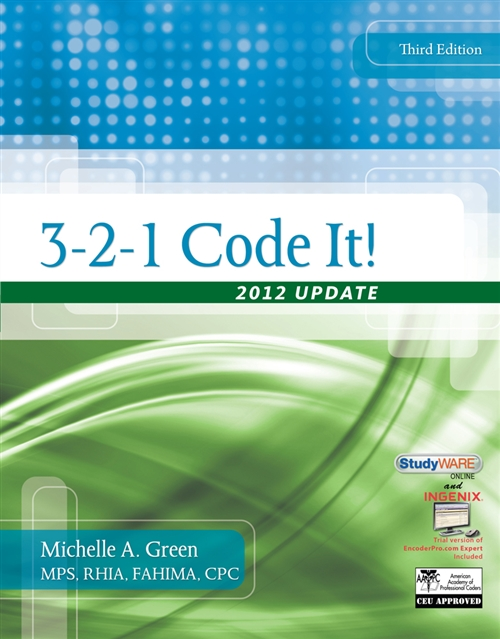 3-2-1 Code It! : 2012 Update With Premium Website Printed Acess Card
