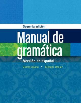 Manual de gramatica : En español
