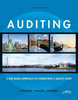Auditing : A Risk-Based Approach to Conducting a Quality Audit (with ACL CD-ROM)