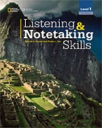 Listening and Notetaking Skills 1 - 4th ed - Audio CD - Intermediate
