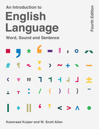 An Introduction to English Language 4e