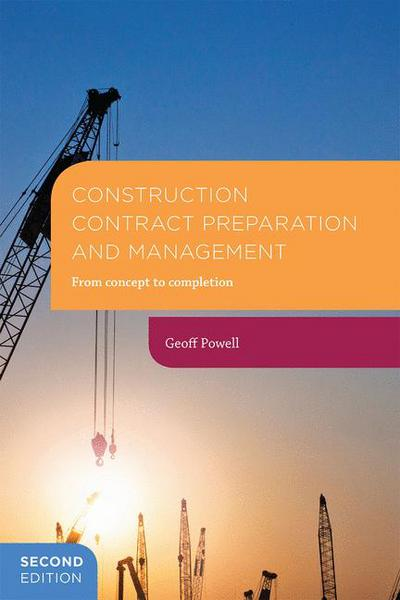 Construction Contracts Preparation and Management