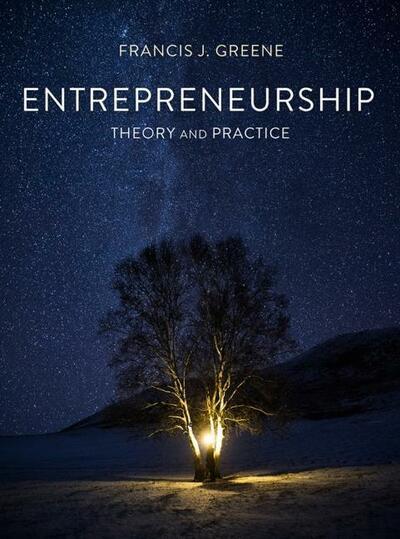 Entrepreneurship Theory & Practice