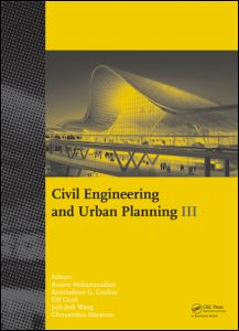 Civil Engineering and Urban Planning III