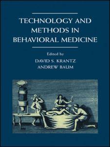 Technology and Methods in Behavioral Medicine