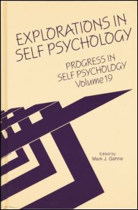 Progress in Self Psychology, V. 19