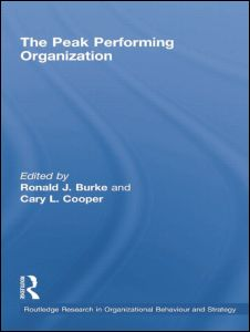 The Peak Performing Organization