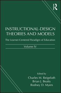 Instructional-Design Theories and Models, Volume IV